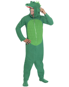 Krokodil Kostüm Deluxe