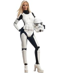 Stormtrooper Kostüm für Frau