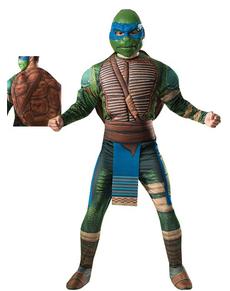 Leonardo Kostüm für Erwachsene Ninja Turtles TMNT Film