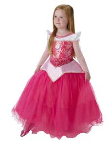Dornröschen Kostüm prestige für Mädchen