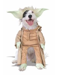 Hundekostüm Yoda