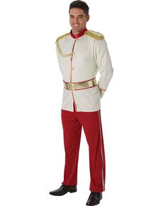Aschenputtels Prinz Kostüm für Herren